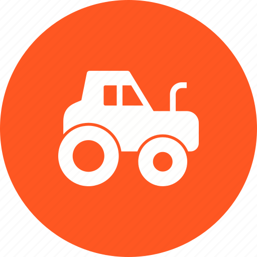 Equipment, farm, field, industry, machinery, tractor icon - Download on Iconfinder