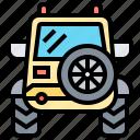adventure, rear, spared, tire, truck