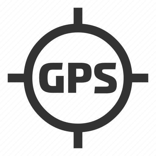 global, gps, positioning, system icon