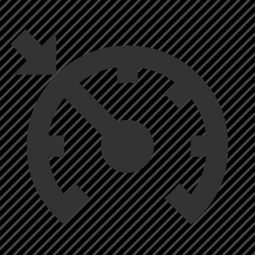 acc, adaptive, control, cruise icon