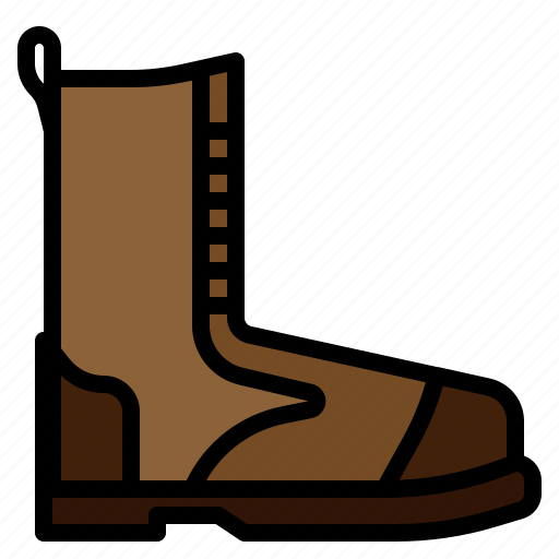 Boot, footwear, hiking icon - Download on Iconfinder
