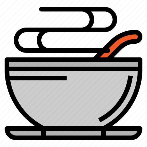 cooking, food, kitchen, soup icon
