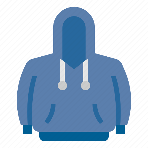 Apparel, clothing, hoodie, season, sweater, winter icon - Download on Iconfinder