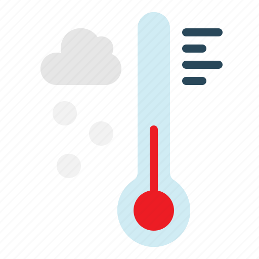 Heat, temperature, thermometer, warm icon - Download on Iconfinder