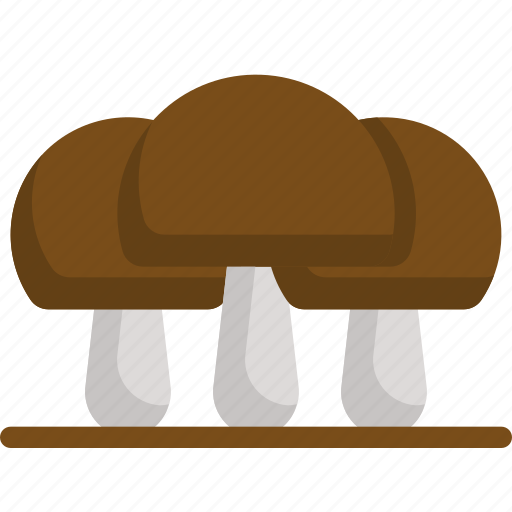 autumn, cold, mushroom, season, winter icon