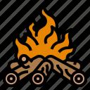 camping, camp, nature, fire, survival, bonfire, holidays