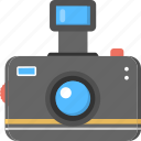 camera, flash camera, photo camera, photography, retro camera icon