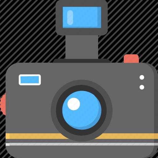 camera, flash camera, photo camera, photography, retro camera icon