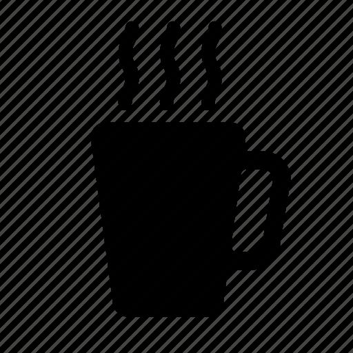 coffee, fall, hot, mug, tea, warm, winter icon