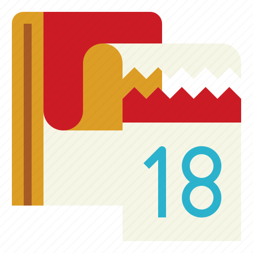 calendar, date, schedule, season, time icon