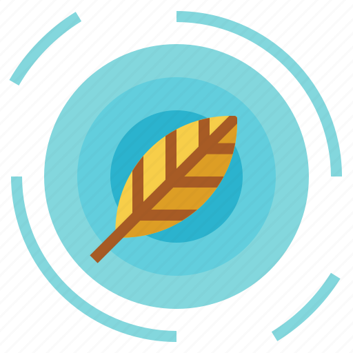 autumn, fall, leaf, leaves, plant icon