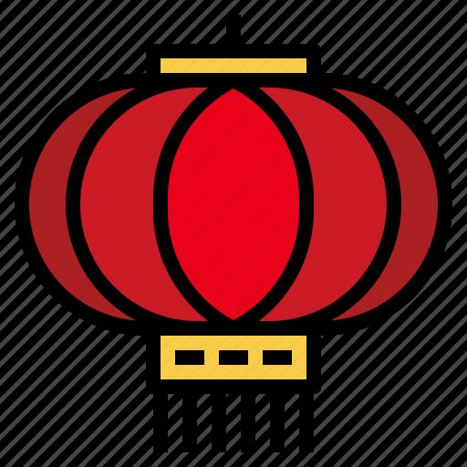 chinese, lamp, lantern, light, oriental icon
