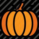 autumn, food, pumpkin, season icon