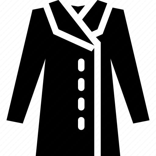Clothes, clothing, fashion, jacket icon - Download on Iconfinder