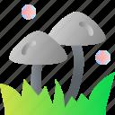 food, healthy, mushroom, organic, vegetable, vegetarian icon