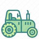 agriculture, arming, gardening, tractor, vehicle