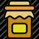 consume, food, honey, jar, sweet icon