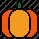 autumn, food, haloween, pumpkin, thanksgiving icon