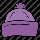 boater, cap, floppy hat, headwear, shade, woolen cap icon