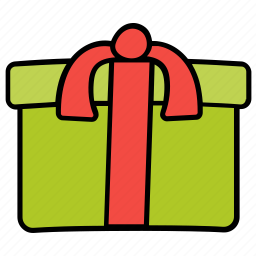 award, donation, gift, giveaway, parcel, surprise icon