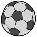 football, game, soccer, sports ball, sports equipment icon