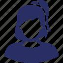 avatar, child, girl, teen girl icon