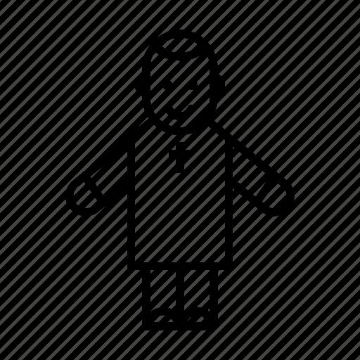 avatar, church, father, man icon