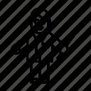 avatar, man, person, teacher icon