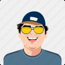 avatar, human, men, people, person, profile, user icon
