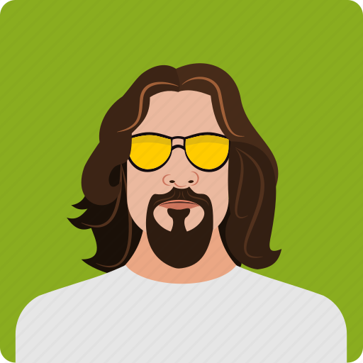 avatar, face, glasses, human, men, people, profile icon