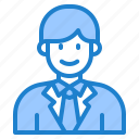 avatar, man, businessman, profile, male