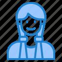 avatar, person, girl, woman, female