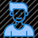 avatar, profile, boy, man, male