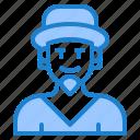 avatar, profile, male, person, man