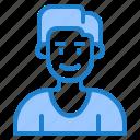 avatar, profile, person, man, male