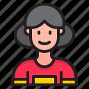 avatar, person, girl, female, woman