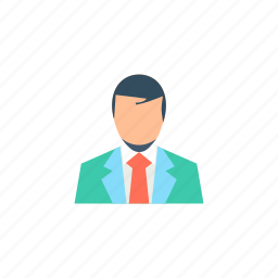 avatar, boy, business, businessman, character, guy, handsome icon