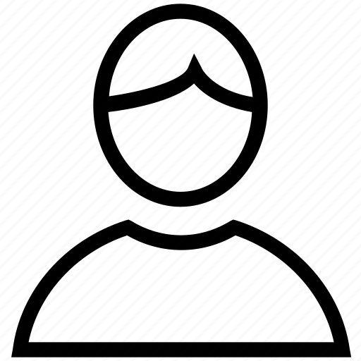 avatar, human, male, man, people, person, profile, user icon