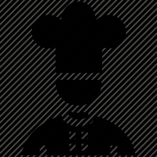 avatar, baker, bakery, beverage, chef, cook, cooking, food, kitchen, restaurant icon