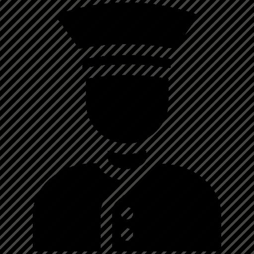 avatar, bellboy, concierge, hotel, male, man, waiter icon
