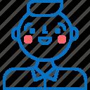 boy, male, man, profile icon