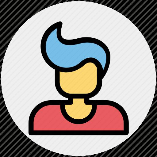 avatar, boy, genius, male, man, nerd, user icon