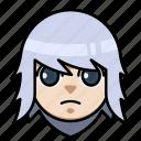anime, avatar, cartoon, emoji, emoticon, emotion, profile avatar