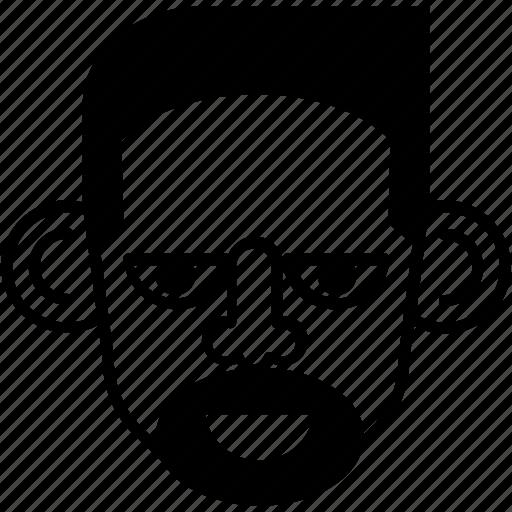 avatar, man, person, user icon