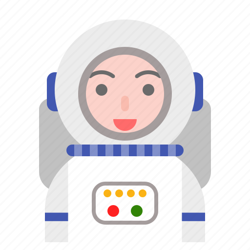 Astronaut, avatar, man, space, universe icon - Download on Iconfinder