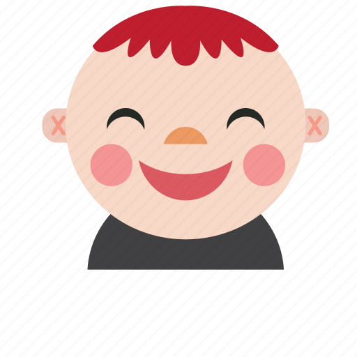 Baby Avatar 2: Avatar, Baby, Boy, Chinese, Kid, Smile Icon