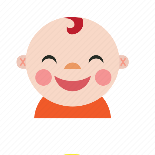 avatar, baby, boy, chinese, kid, smile icon