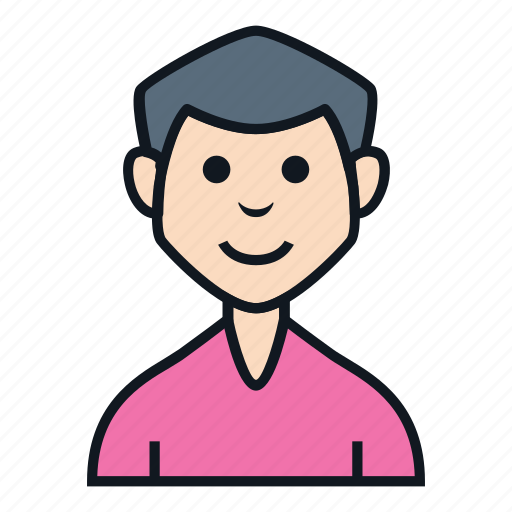 avatar, boy, character, gay, human, man, people icon