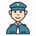 avatar, boy, man, people, police, job, occupation