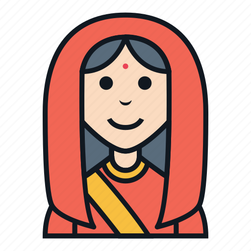 avatar, character, hindu, india, people, religion, woman icon